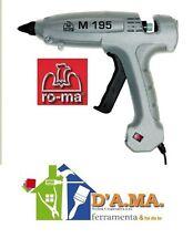 Incollatrice pistola elettrica per colla a caldo - termocolla RO-MA M195 120w