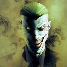 "JOKER Greg Capullo ART PRINT Batman #37 SIGNED Danny Miki DC COMICS 17 x 11"" NEW"