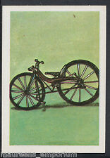 FKS 1978 Sticker - According To Guinness - No 161 - Earliest Bicycle