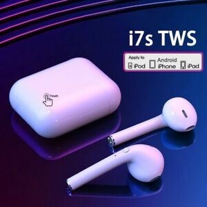 Wireless Headphones Headset With Mic Charging box