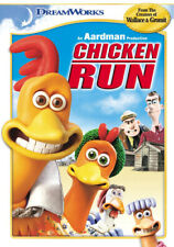 Chicken Run (Dvd,2000) (foxd101006d)