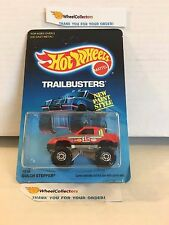 #2 Gulch Stepper 1516 * RED * 1986 Malaysia * Vintage Hot Wheels * H91