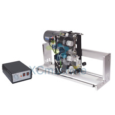 Electric Ribbon Coding Machine Date Batch Printer for Flow Packaging Machinery