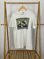 VTG Human-I-Tees Panda Bear Us In Mind Single Stitch FOTL T-Shirt Size XL USA