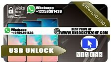 Samsung Galaxy S10/S10e/S10 Bit4/Rev4 Remote Unlock Service