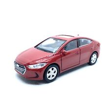 1:36 Hyundai Elantra Diecast Pull Back - RED *** RARE *** Ships From USA