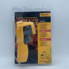 New Fluke 62 Max Ir Infrared Thermometer Original Packaging