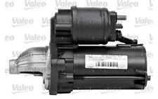 VALEO Motor de arranque 1,2kW 12V OPEL ASTRA CORSA COMBO MERIVA SUZUKI 458375