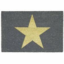 Gift Company Fußmatte Star Grau