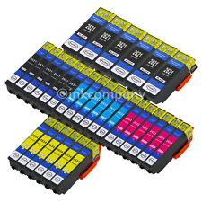 30x XL TINTE PATRONEN für Epson XP510 XP520 XP600 XP605 XP610 XP615 XP620