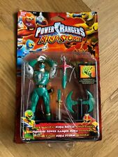 Power Rangers Ninja Storm Green Samurai Battle Samourai Vert Force NEW SEALED