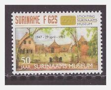 Surinam / Suriname 1997 Museum musee MNH
