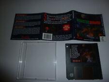 Monster Bash RamGang Collector Series Dos Game (Very Rare)