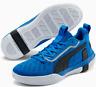 Puma Low Legacy Basketball Shoes Size 10.5  Men's blue