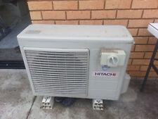 Hitachi Split Air Con/Inverter/ Reverse Cycling Cooling 5kW Heating 6.1kW 50YHA3