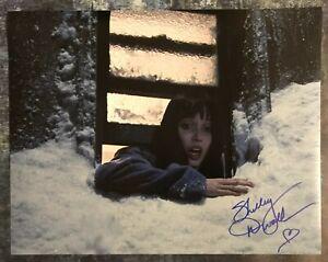 GFA The Shining '80 Movie SHELLEY DUVALL Signed 11x14 Photo PROOF S5 COA