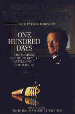 ONE HUNDRED DAYS., Woodward, Admiral Sandy., Used; Very Good Book
