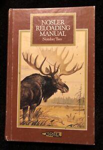 NOSLER RELOADING MANUAL NUMBER 2 FOR RIFLE CARTRIDGES ∙ PRINTED DECEMBER 1981