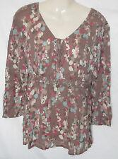 Monsoon Cotton Tunic, Kaftan Floral Tops & Shirts for Women