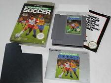 KONAMI HYPER SOCCER    Nintendo  NES Spiel  OVP  Guter Zustand