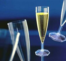 Plastic Party Tableware 51-100 Glass