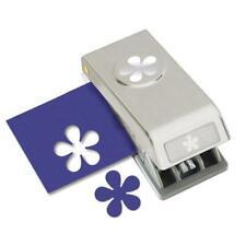 EK Success Retro Flower Medium Punch, Cards, Craft, Scrapbooking, Embellishment