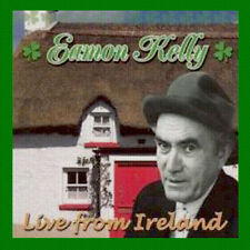 Eamon Kelly - Live from Ireland | NEW & SEALED CD (Spoken Word)