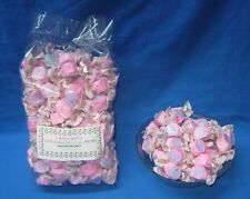 Gourmet Cotton Candy Flavored Salt Water Taffy 2 Pounds