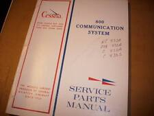 Cessna ARC RT-831A, RTA-831A, C-831A & C-831S 800 Com Service Manual