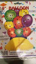 "9"" Beistle Balloon Art Tissue Center piece"