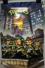 Teenage Mutant Ninja Turtles Poster TMNT 1989 Original Teen 26