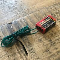 HITEC FEATHER ULTRALIGHT TINY MICRO SMALL 4 CHANNEL RECEIVER 35MHZ FM RX