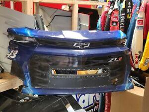2018 Bubba Wallace Coke Zero 400 Daytona NASCAR Race Used Sheet Metal Air Force