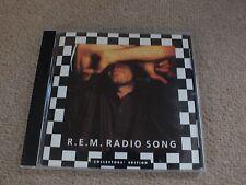 R.E.M. - RADIO SONG (COLLECTOR'S EDITION CD SINGLE)