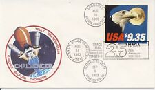 VS / USA - Cover - NASA - 25th Anniversary 1958-1983