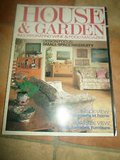 May House & Garden Home Magazines
