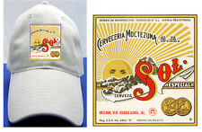 SOL BEER LABEL BALL CAP