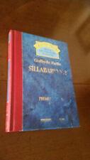 GOFFREDO PARISE - SILLABARIO N. 2 - MONDADORI - 1996