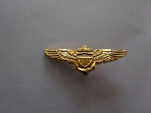 (A43-23) US  Wings Aviator Navy /  Marine Corps PIN