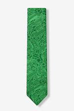 Men's Computer Science Circuit Board Geek Skinny Narrow Necktie Tie Neckwear