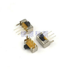 20PCS Slide Switch 2 Position 1P2T  3 Pin 50VDC 0.3A SK12D09