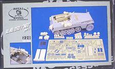 Royal Model 1/35th Scale Sd Kfz 250/1 Neu Part 1 Item No. 220