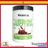 Weider Vegan Protein proteina vegana vegetal sabor Brownie Chocolate 750 gramos