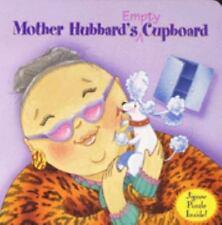 Mother Hubbard's Empty Cupboard: Puzzle Board Book (Puzzle Board Books)