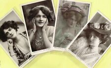 ☆ LILY ELSIE ☆ 1900s/1910s Edwardian Theatre Actress Postcards by Rotary