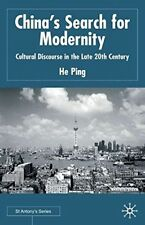 New, China's Search for Modernity: Cultural Discourse in the Late 20th Century (