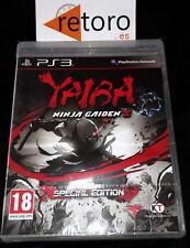 YAIBA NINJA GAIDEN Z Special Edition XBOX 360 PAL NUEVO Precintado Team Ninja