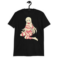 Ecchi Hentai Anime Shibari Christmas Gift Waifu Manga Game T-Shirt