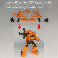 For TRANSFORMERS 3D DIY replenish KIT FOR Siege earthrise Grapple set