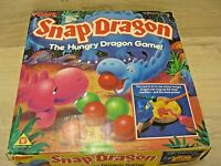 VINTAGE TOMY SNAP DRAGON HUNGRY DRAGON GAME RETRO FAMILY GAME